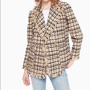 """""""USED"""" Kate Spade ♠️ Tweed Blazer!"""
